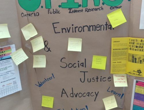 McMaster Student Sustainability Action Plan