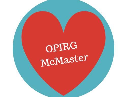OPIRG Board of Directors Meeting Tonight, all welcome!