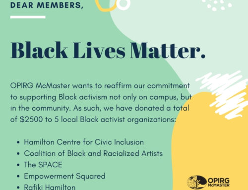 Affirming our commitment to supporting Black activism